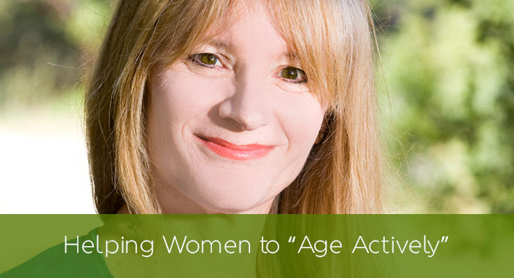 "Helping Women to ""Age Actively"""