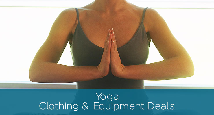 yoga equipment deals