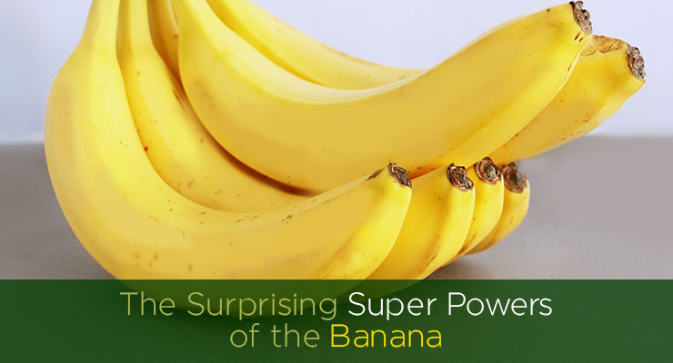 The  Surprising Super Powers of the  Banana