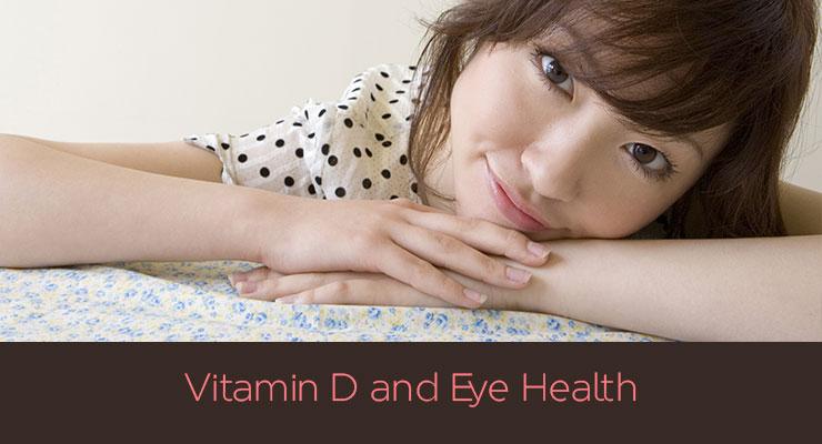 Importance of Vitamin D & Eyes