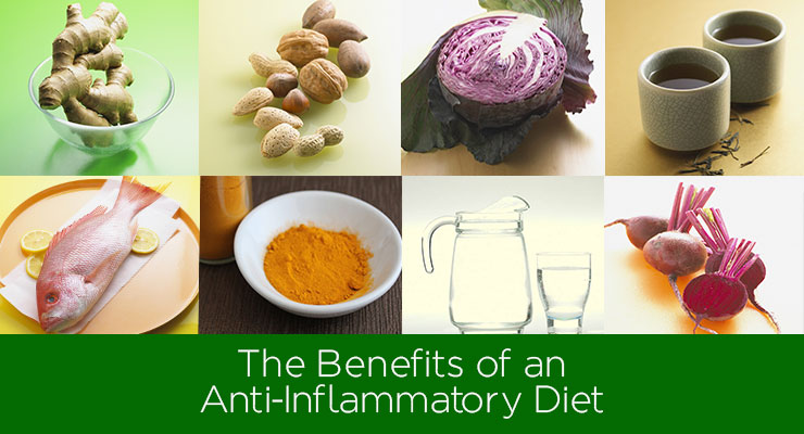 The Benefits of an Anti-Inflammatory Diet