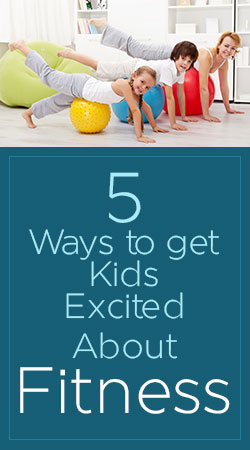 Kids Fitness Tips