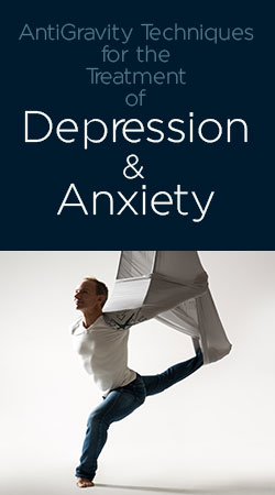 Yoga inversion therapy for depression