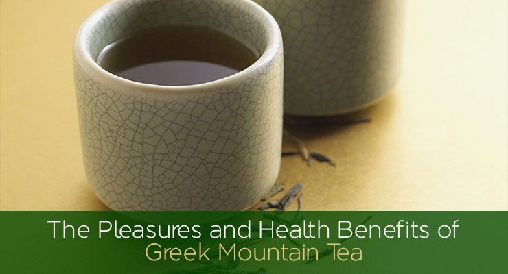 Greek Mountain Tea and Health Benefits of Drinking It