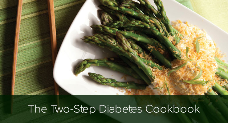 Two Step Recipes - Cookbook