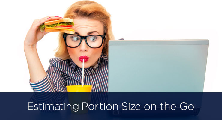 Estimating Healthy Portion Sizes