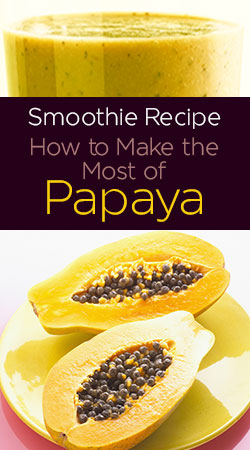 Papaya Smoothie Recipe