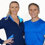 Dr Robyn Odegaard and Russ Bruzzano
