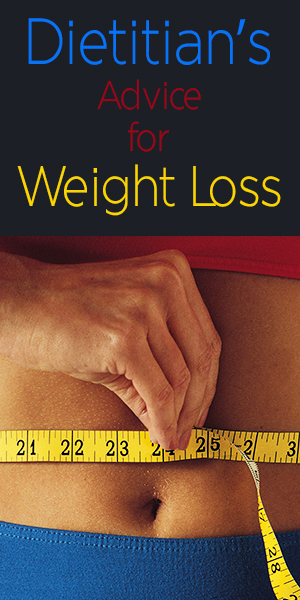 Dietitian Advice for Weight Loss