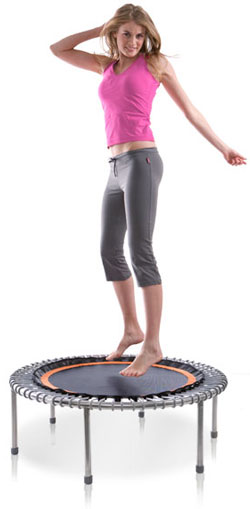 Bellicon Trampoline Workout