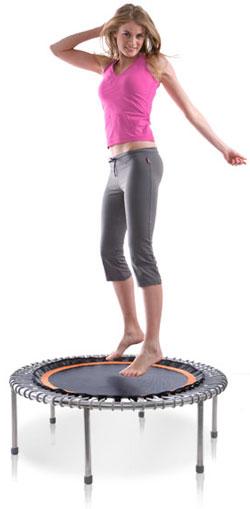 Bellicon Trampoline Workout