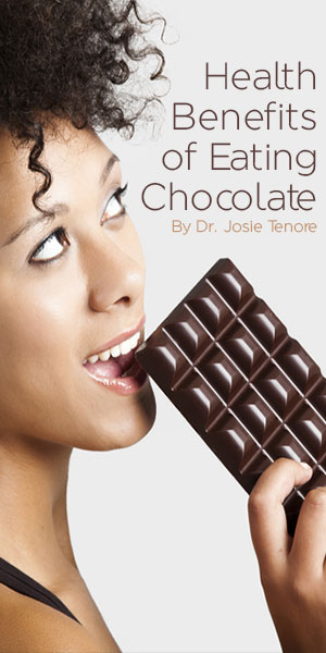 Health Benefits of Eating Dark Chocolate