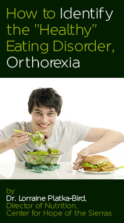 "How to Identify the ""Healthy"" Eating Disorder, Orthorexia"